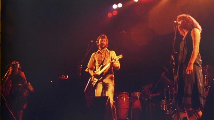 エリック・クラプトン「Badge」  共感し合ってなきゃギター対決してその後もずっと友達ってないよね