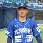 高浜軍出身で徳島インディゴソックスの開幕投手を務めた身長170センチの小さなエース【戸田懐生】