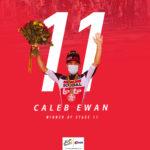 ツール・ド・フランス2020で2勝目を挙げた身長165センチのポケットロケット!【カレブ・ユアン】