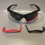 野球で愛用中のRUDY PROJECTのサングラスがパーツ交換でオシャレに快適に!