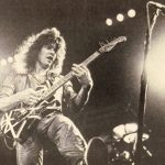 エディがギターを奏でる楽しさを取り戻してくれた  ギター・アルバムが復活した  エディ・ヴァン・ヘイレンさんありがとう
