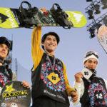 異次元の高回転FS1800で史上最年少でX-Games Big Airを2連覇した大塚健