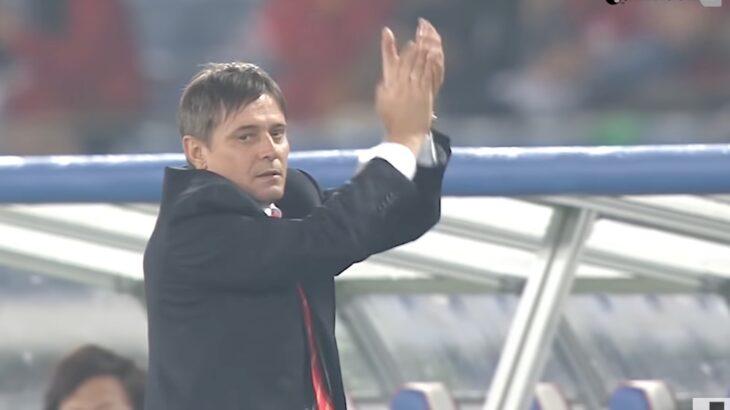 ピッチの妖精がセルビア代表監督として日本に帰ってきたー!【ストイコビッチ】