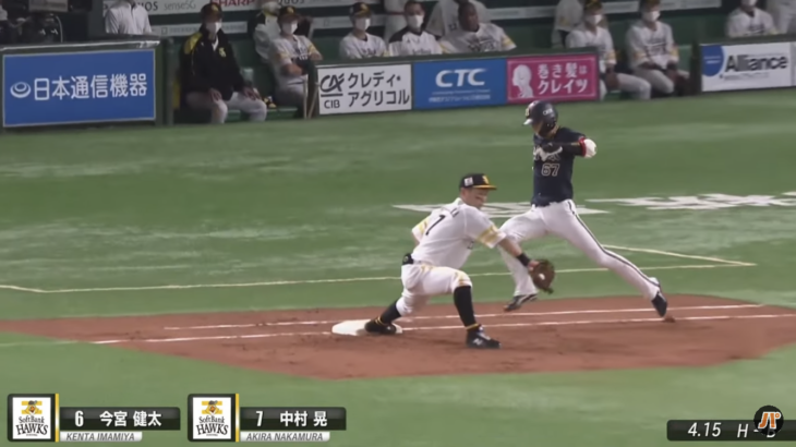ファインプレーの影に一塁手の神捕球あり!一塁手の守備は勝敗を決めるくらい大事です。