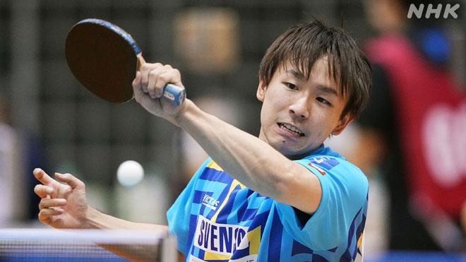 東京五輪では卓球男子のトリックスター・丹羽孝希選手に注目です。