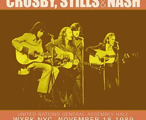 Crosby, Stills Nash  Southern Cross   心の皺、いつの間にか増えてます