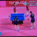 日本卓球史上初となる混合ダブルスで金メダル!幼馴染コンビが快挙!【水谷隼・伊藤美誠】